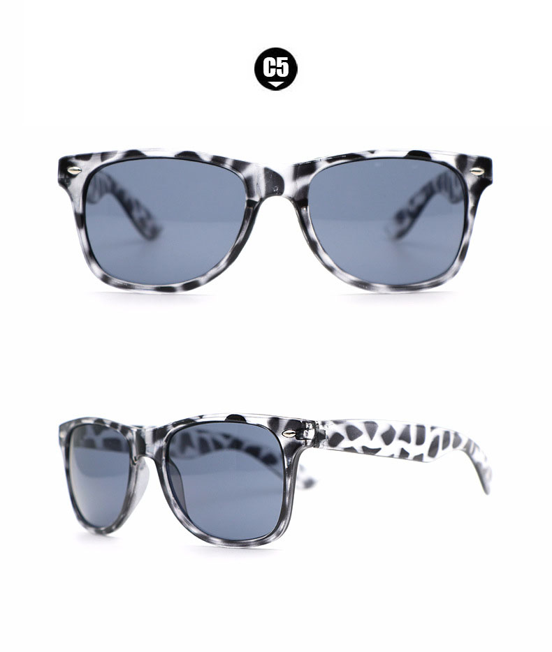 Mult Colors Classic Plastic Popular Sunglasses HOT