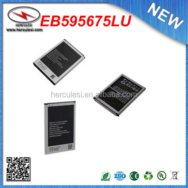 Replacement Battery for Samsung EB595675LU Galaxy Note 2 II N7100 N7105 4G LTE