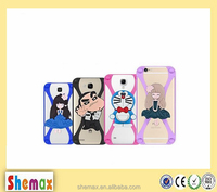 Universal Silicone Bumpers Case Cell Phone Mobile For 3.5-6.0 inch Smart Phone