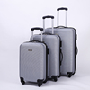 3PCS ABS TROLLEY LUGGAGE SET 3PCS ABS SUITCASE 3PCS TRAVEL CASE SET