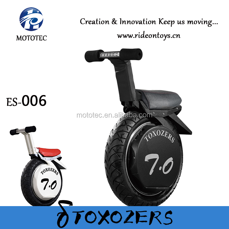 Yongkang self balancing scooter one wheel unicycle electric easy to try 1000w free go hoverboard