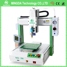 Desktop automatic hot melt adhesive dispensing machine hot melt glue dispenser