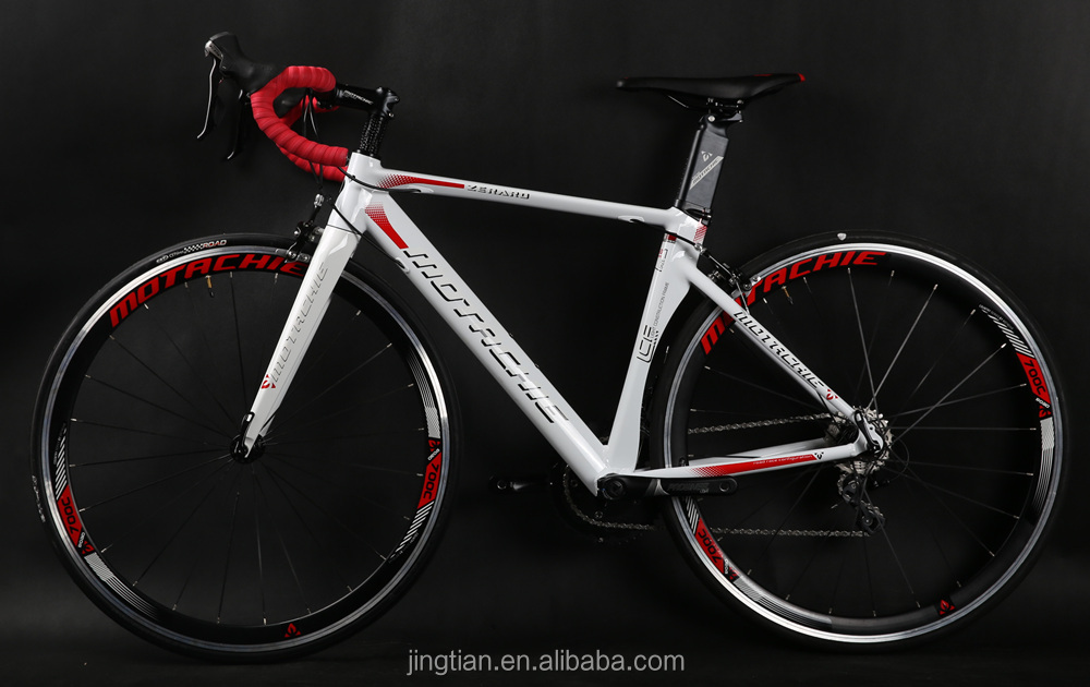 new design hot sale 22s 700C*440/460/480/500/520mm MOTACHIE zeraro105mix road bike/aluminium alloy carbon road <strong>bicycle</strong>