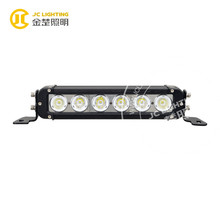Wholesale 11 inch 60w cree led light bar offroad for truck/armored vehicle/offroad buggy, used police light bars