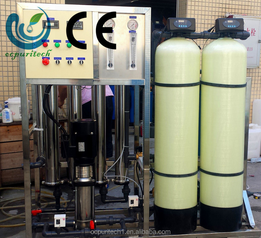 1000lph Portable sus304 reverse osmosis filter reverse osmosis machine for drinking water