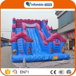Good price inflatable jumping slide ,Professional beautiful inflatable obstacle slide giant and great inflatable obstacle