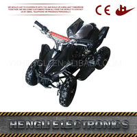 Electric start-up 50cc racing atv