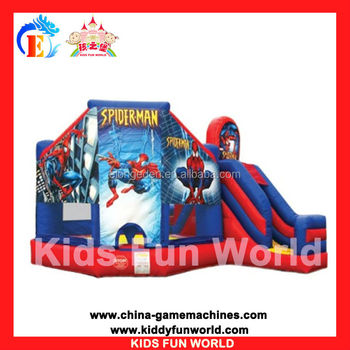 jumping castles inflatable commercial/kids jumping castles