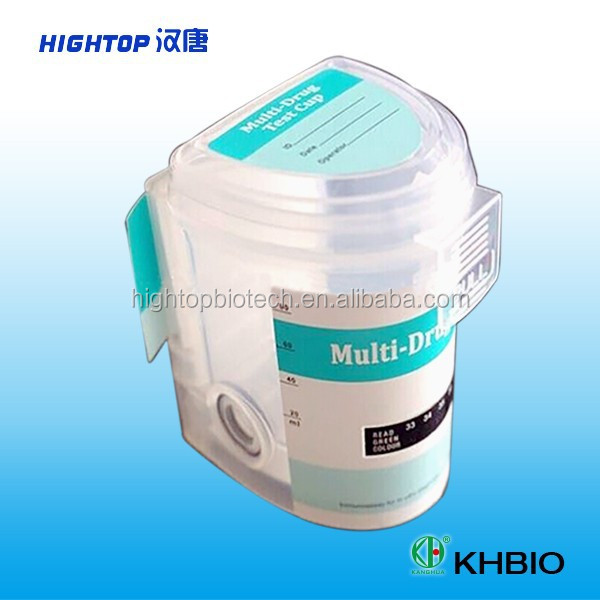Laboratory Diagnostic Test Kits Medical Supplies DOA Urine Test Cup