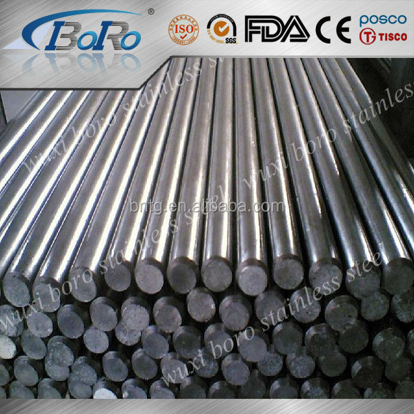 304/316l/201 stainless steel round bar price per kg