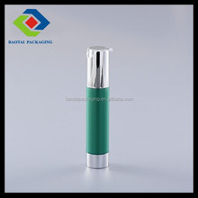 15ml 30ml 50ml lotion/spray pump AS/SAN plastic airless bottle wholesale