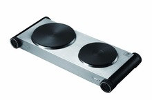 DOUBLE BURNER/COOL TOUCH/GS/CE/ROHS HOTPLATE