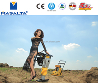 High performance Masalta gasoline tamping rammer with CE