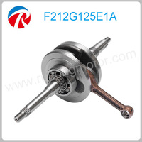 GY 6 motorcycle engine pulley crankshaft