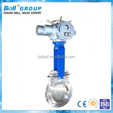 12 Inch stainless steel Electric Knife Gate Valve