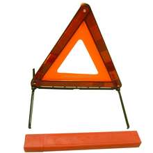 5140913-8 car accessory, red safety reflective warning triangle for emergency