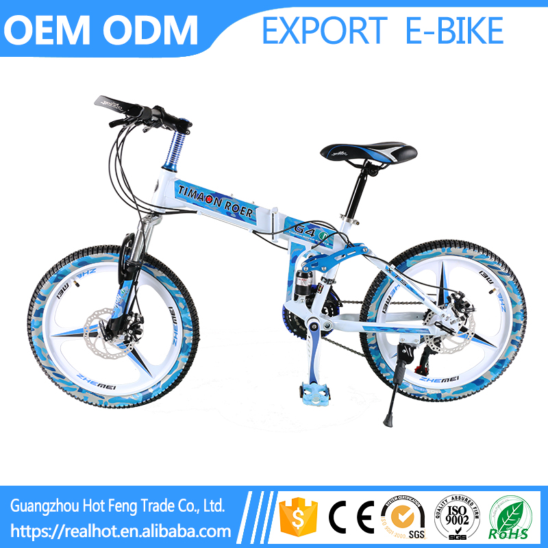 20 inch Factory Direct Selling 21 speed Folding Mountain mini chopper bikes for sale cheap