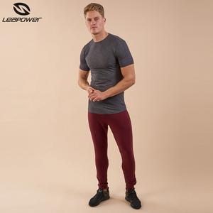 a94776960c8a01 Custom wholesale Quick Dry polyester spandex sports sleeveless t shirt  plain slim fit man shirt