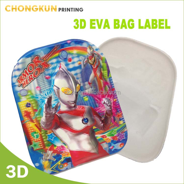 Eco-friendly eva foam material for kids schoolbag