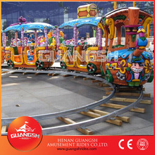 Guangsh new promotion kids carnival rides pirate train electrical train for amusement park