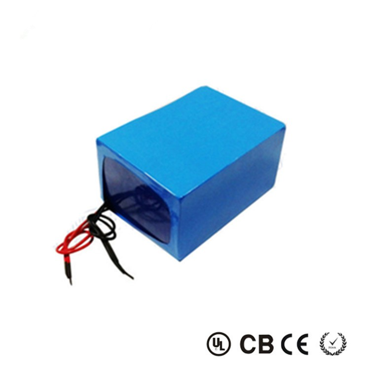 The 12v 24v 48v 10ah 20ah 30ah 40ah li-ion 18650 lithium ion rechargeable battery for forklift