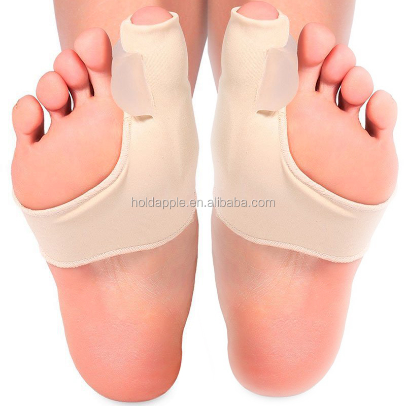 Bunion Sleeve - The Ultra Thin Hallux Valgus Corrector - Non-Surgical Bunion Treatment For People Who Like To Stay Active HA0569