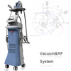 2015 Hot fat loss vacuum rf cavitation equipment for cellulite reduction