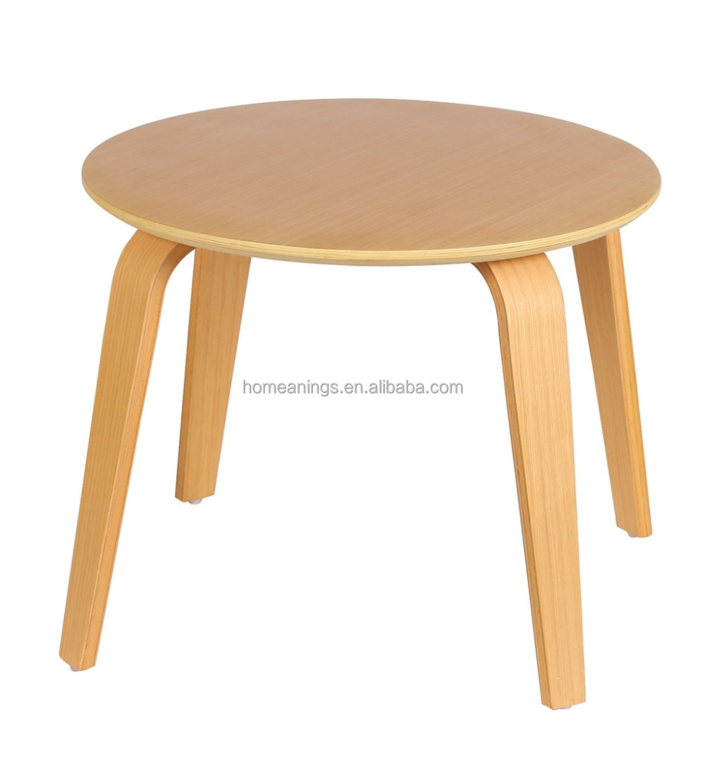 New wood multi-function recycled wooden dining table made in malaysia