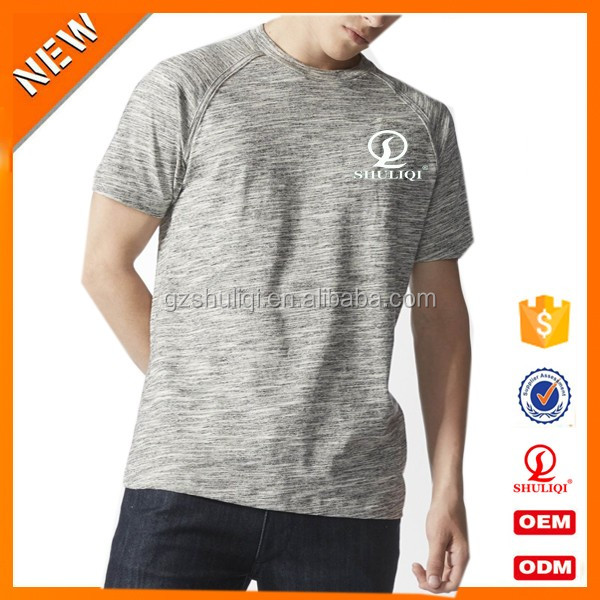 OEM Custom T Shirt Gym Wear Mens Cheap Sport T Shirt Made In China