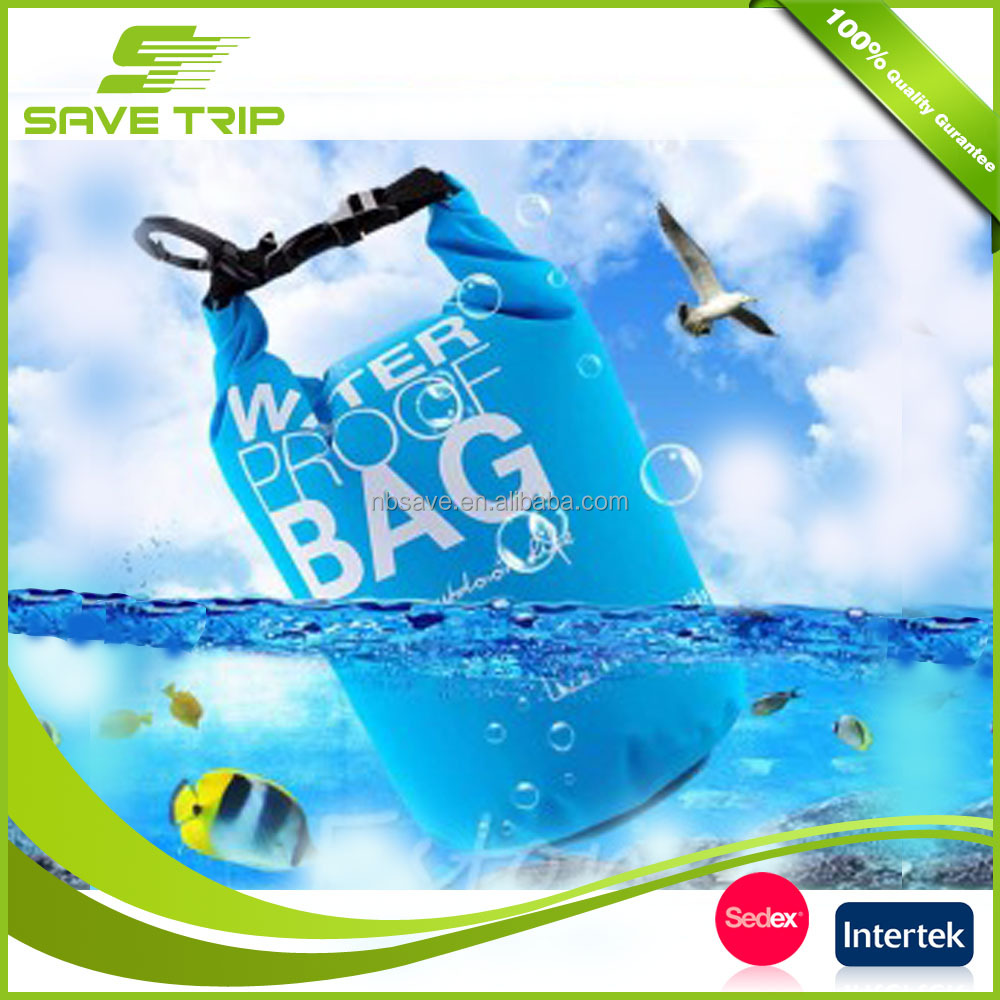 Ultra Light Weight Waterproof Dry Bag Sports Beach Swimming Kayaking Boating Mountaineering Outdoor Bag 1L to 80L