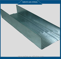 Canton Fair Cold Rolled Hot Dipped Galvanized Main Channel and Cross Channel