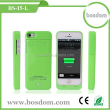 BS-I5-L 2200mah 3 in 1 external battery case for iphone 5 5c 5s best selling products in europe