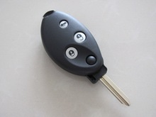 NEW Citroen C5 3 button remote flip key shell blank cover case fob