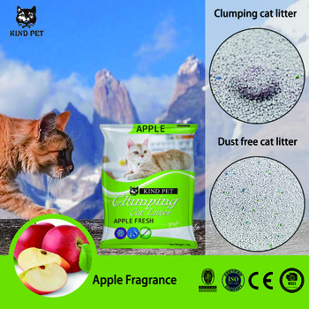 Professional Pet Supply Manufacturer Super Scoop Litter, Chinese inner Mongolia bare sand ,Clumping Cat Litter