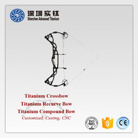 Titanium custom china archery hoyt recurve bow arrow for sale