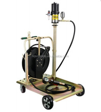 Intelligent design,high pressure,mobile air operated automatic oil dispensing/distributing kit/ lubricator TB-331G
