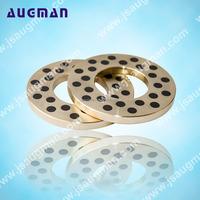 High pressure metal slide washers, oiles thrust bearing, copper thrust washer