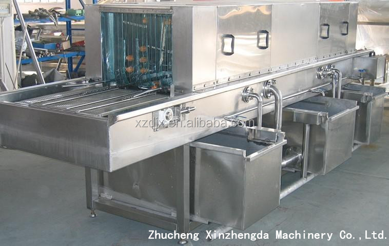plastic tray washing machine