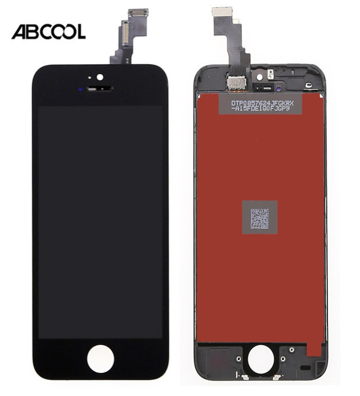 High Quality LCD Screen Assembly Replacement For <strong>iPhone</strong> 5S 5C