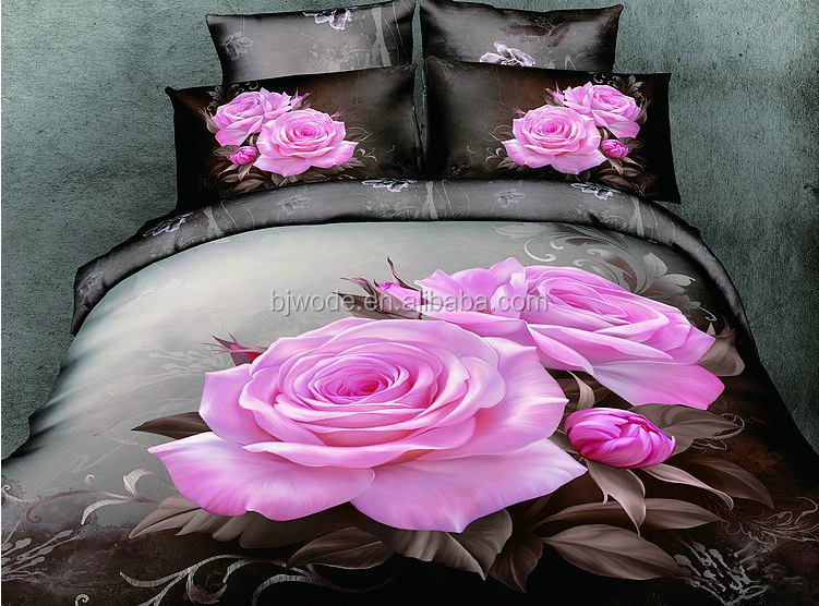 lifelike pink rose with brown background print home choice clothing