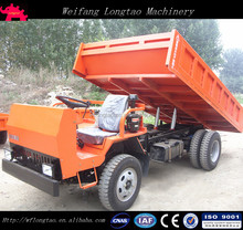 High quality diesel engine mining dump truck with electric start for sale