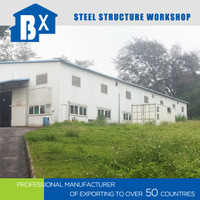 Cost-Effective Suitable for Project Durable Design H Type Steel Factory Building