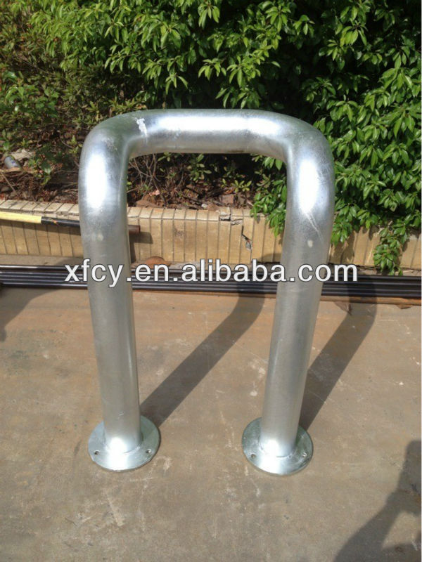 2014 galvanized steel solid bend pipe factory/Suzhou Pioneer Vehicle(ISO approved)