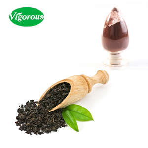 ISO manufacturer good water soluble instant black tea powder