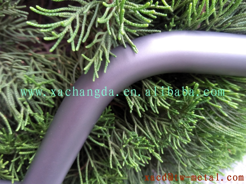 titanium BMX handlebar with sand blast finished BMX handle bar wholesale