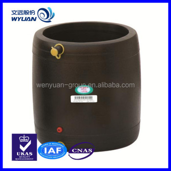 high quality hdpe electro fusion coupler pn16