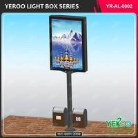 Light Box Scrolling with Stand