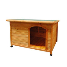 Quality-Assured New Wooden Large Outdoor Pet Dog House Wooden Dog Kennel