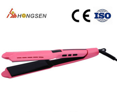 Wholesale hot sales fast PTC heater easy control hair curling brush with private label,welcome to OEM
