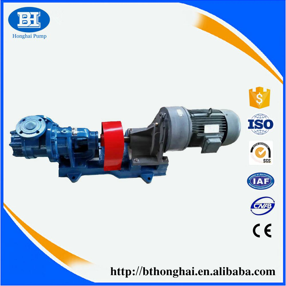 NYP heat jacket high viscosity bitumen rotor pump/bitumen pump
